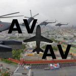 В Кубинку началось перебазирование вертолётов и самолётов для участия в Параде Победы